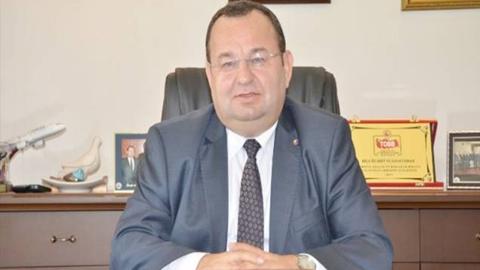 Şadan DOĞAN Biga Ticaret ve Sanayi Odası Başkanı